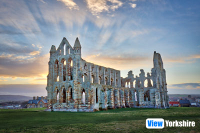 Whitby abbey history