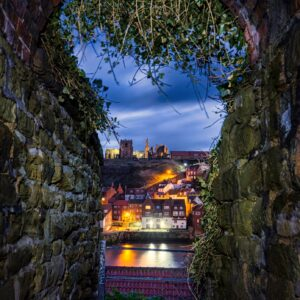 Image: Night Scenery Whitby
